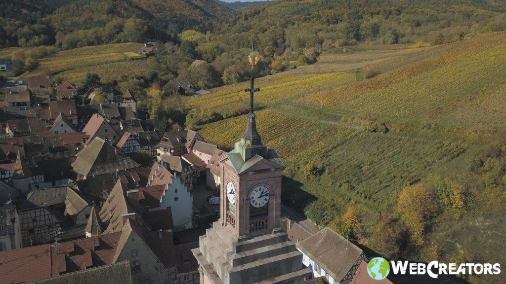 Entreprise vidéo photo drone Colmar