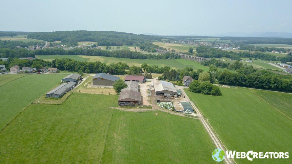 Prestataire drone haut-rhin sud Alsace dannemarie